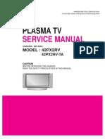ServiceManuals_LG_TV_PLASMA_42PX2RV_42PX2RV Service Manual.pdf