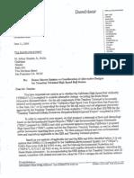 Duane Morris Letter to Gensler Beale St Info