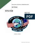NASA Space Shuttle STS-51D Press Kit