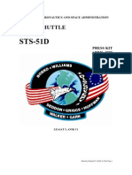 NASA Space Shuttle STS-51D Press Kit