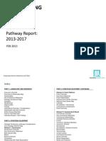 Kiteboarding Australia - Pathway Report 2013-2017