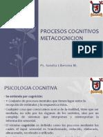 Clase 3 Procesos Cognitivos