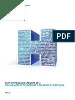 HAYS Guia Do Mercado Laboral 2013