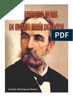 El Pensamiento Moral de Hostos - Andres Rodriguez Rubio