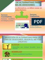 alternativasparalatomadedecisiones-110528170551-phpapp01