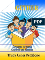 Together Devotions for Young Children and Families-Sample