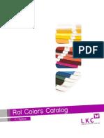 Catalogo Gama RAL LKC