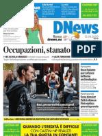 DNews Rivista di Roma - Edizione del 15-09-2009