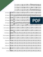 Canon Para Orquesta