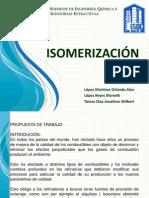 ISOMERIZACION