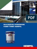 Hempel FrequentlyUsedPaint PL 2011