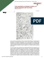 La tradición populista en Estados Unidos y la extravagante evolución del Tea Party. Steve Fraser · Joshua B