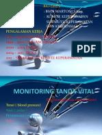 Monitoring Tanda Vital