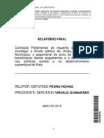 Relatorio Final Da Cpi Divida Publica - 11-05-2010 - Versao Autenticada
