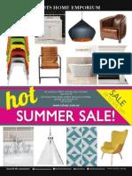 Schots Summer Sale Catalogue