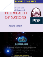 Adam Smith - The Wealth of Nations - Complete and Unabridged - Elecbook Edition