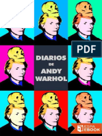 Diarios - Andy Warhol