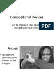 Narrative  Composition Techniques
