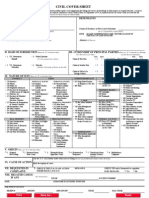 Civil Cover Sheet JS044