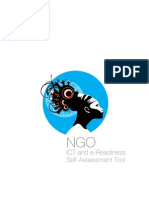 NGO ICT and e-Readiness Self Assessment Tool