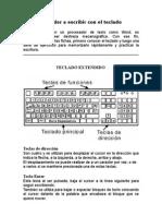 Dactilografía