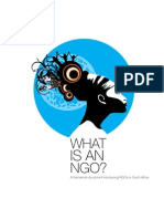 What is an NGO