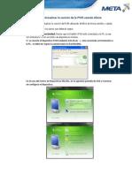Manual para actualizar la versión de la PVM usando Afaria_v4