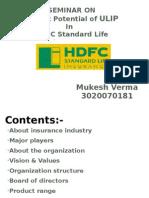 HDFC SLIC
