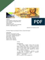 Resumo da Aula 001 Religiões e Seitas Comparadas