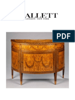 AN ADAM PERIOD MARQUETRY COMMODE