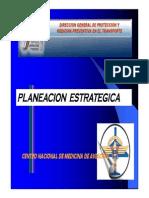 PLANEACION CENMA 2001
