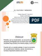 Patrimonio, Cultura y Memoria
