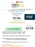 L'open source catalyseur de l'innovation dans l'industrie du M2M - 12 -  11 - 2013  Khaled BEN DRISS  V2.0.0.pdf