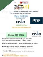 L'open source catalyseur de l'innovation dans l'industrie du M2M - 12 -  11 - 2013  Khaled BEN DRISS  V2.0.0.pdf
