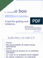 Ortiz Hernandez Ramirez Audio Boo.ppt