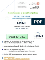 Security Dans le cloud  Khaled BEN DRISS FST Tunis 30-avril -2013 V1-0-6.pdf