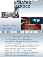 Iop El Teatro Barroco