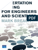 Dissertation Writing for Engineers and Scientists by Mark Breach