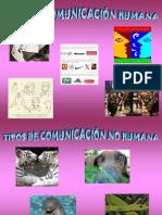 Comunicación Humana y No Humana