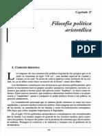 Dri Rubén - Filosofía política aristotélica