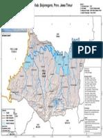 Data Terdampak Banjir Bojonegoro