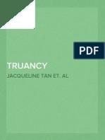 Truancy Interventions
