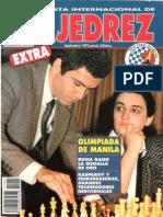 Revista Internacional de Ajedrez - Extra 02