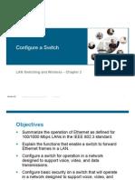 Exploration LAN Switching Chapter2