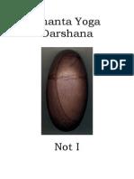 Ananta Yoga Darshana Volume One