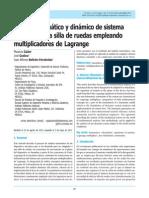 Analisis de Silla
