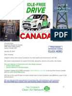 Clear Across Canada, IDLE-FREE Drive, AD IBC, Jan. 10, 2014