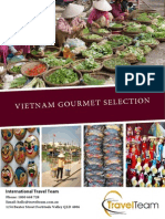 Vietnam Gourmet Selection - Travel Team