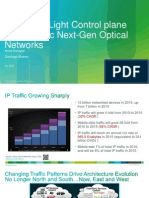 Cisco Enabling CP for Dynamic Optical Network