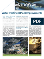 Santa Barbara WaterQualityNewsletter2010